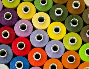Sewing Thread Pattern
