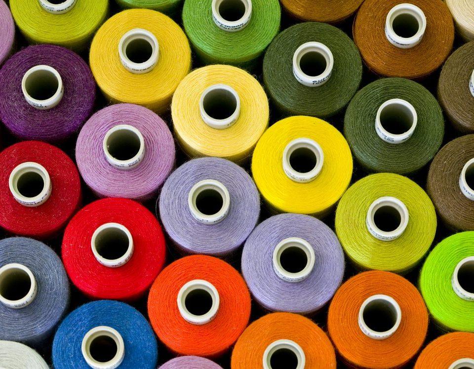 Sewing Thread Pattern