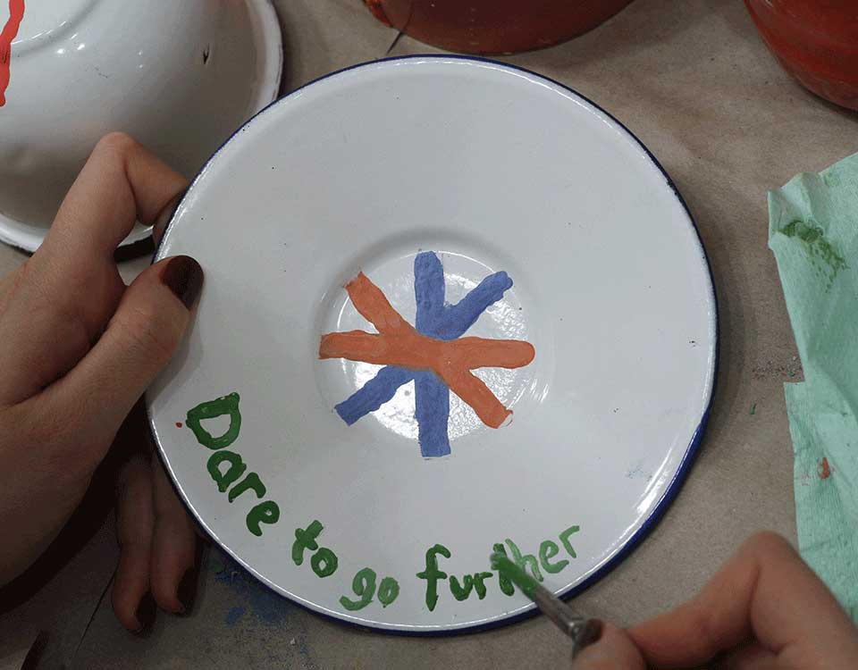 Painting Yeye Logo