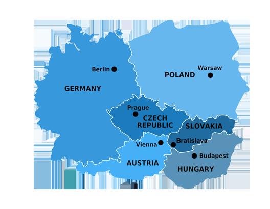 Czech Republic in Europe