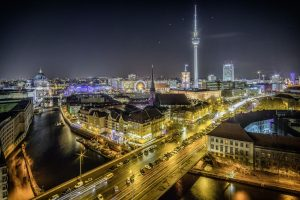 Berlin, the capital city