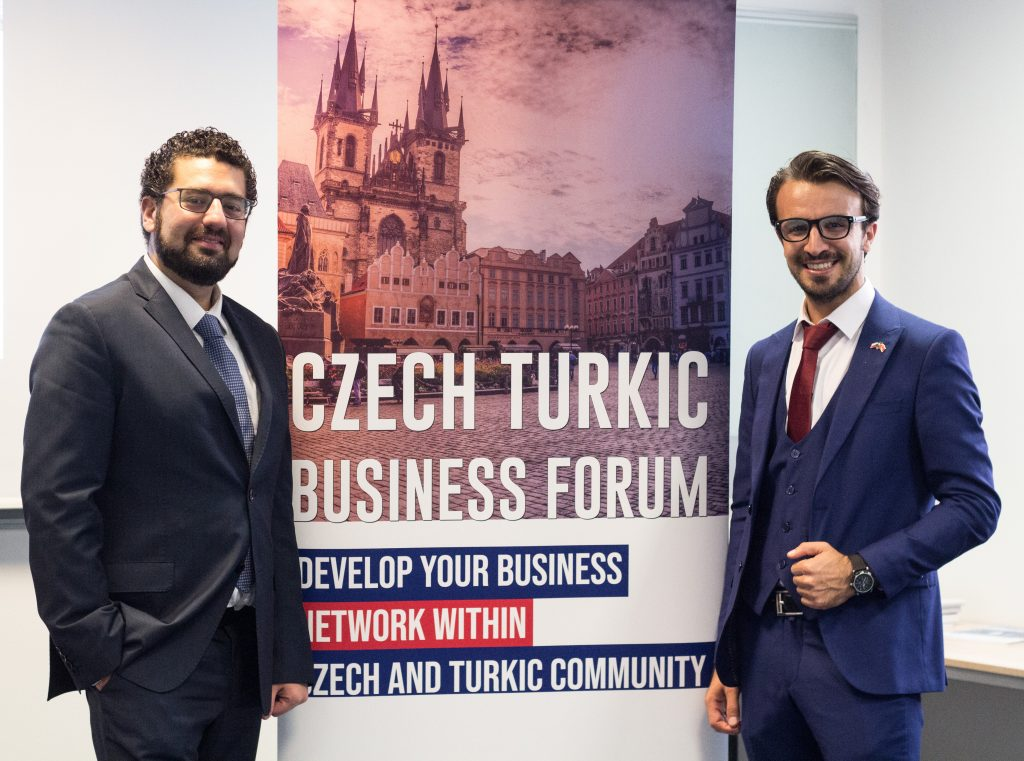 Czech Turkic Business Forum