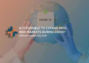 Is it possible to expand into new markets during COVID?