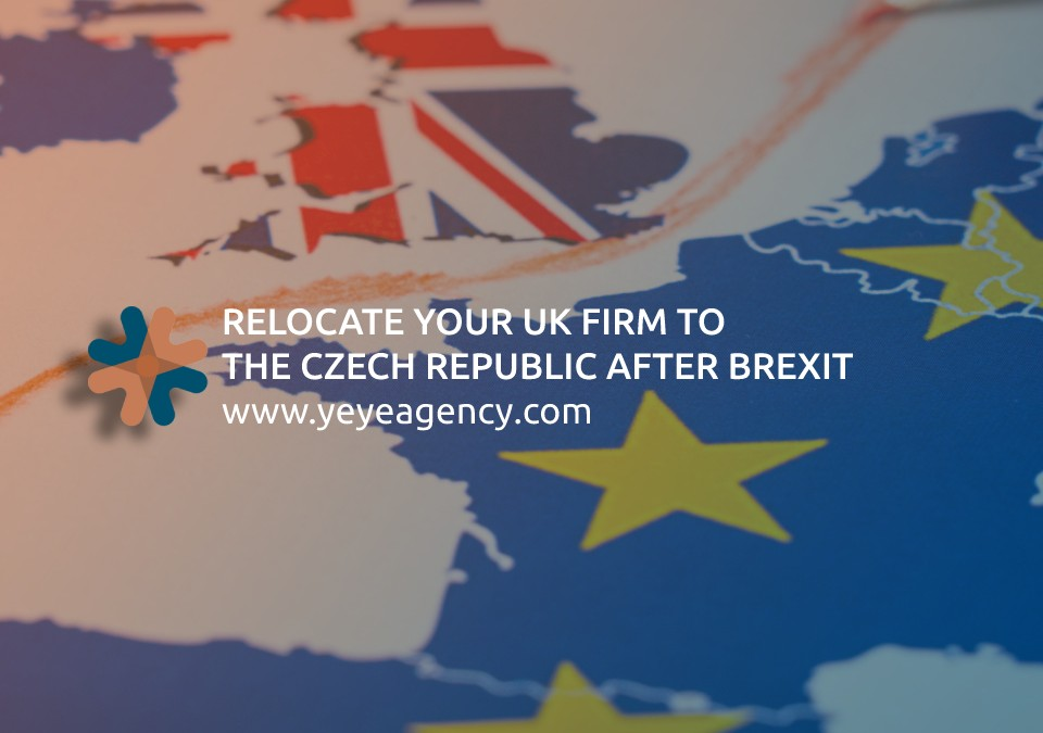 Relocate your UK firm to the Czech Republic after Brexit